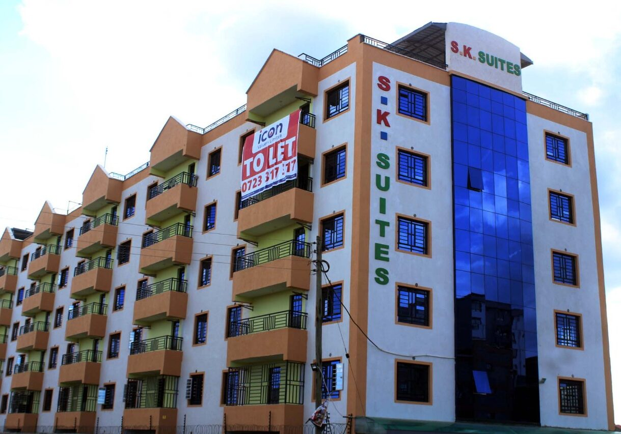 1-Bedroom Furnished Apartment in Thika – S.K Suites.