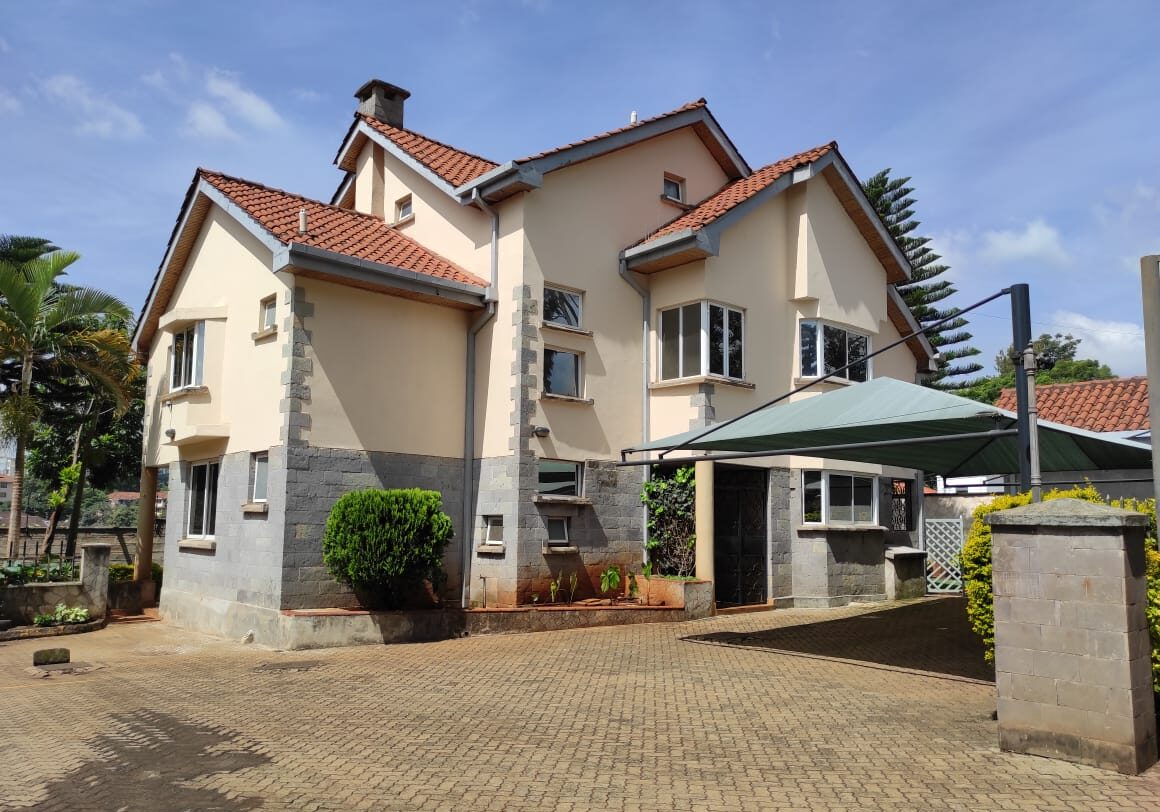 Beautiful Town House for Rent in Spring Valley Estate – Kes 250,000.00 P.M